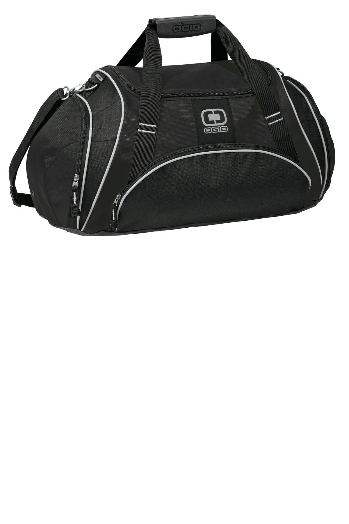 OGIO ®  - Crunch Duffel. 108085 - Black