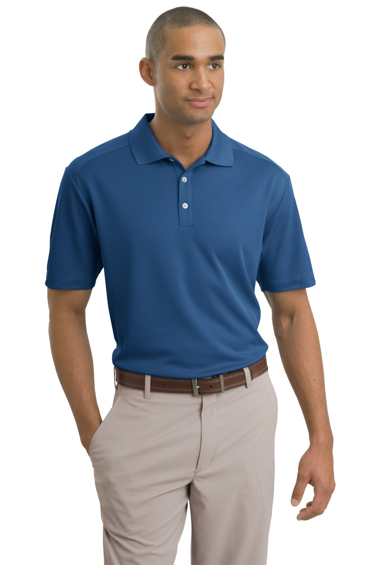 Nike Dri-FIT Classic Polo.  267020 - French Blue