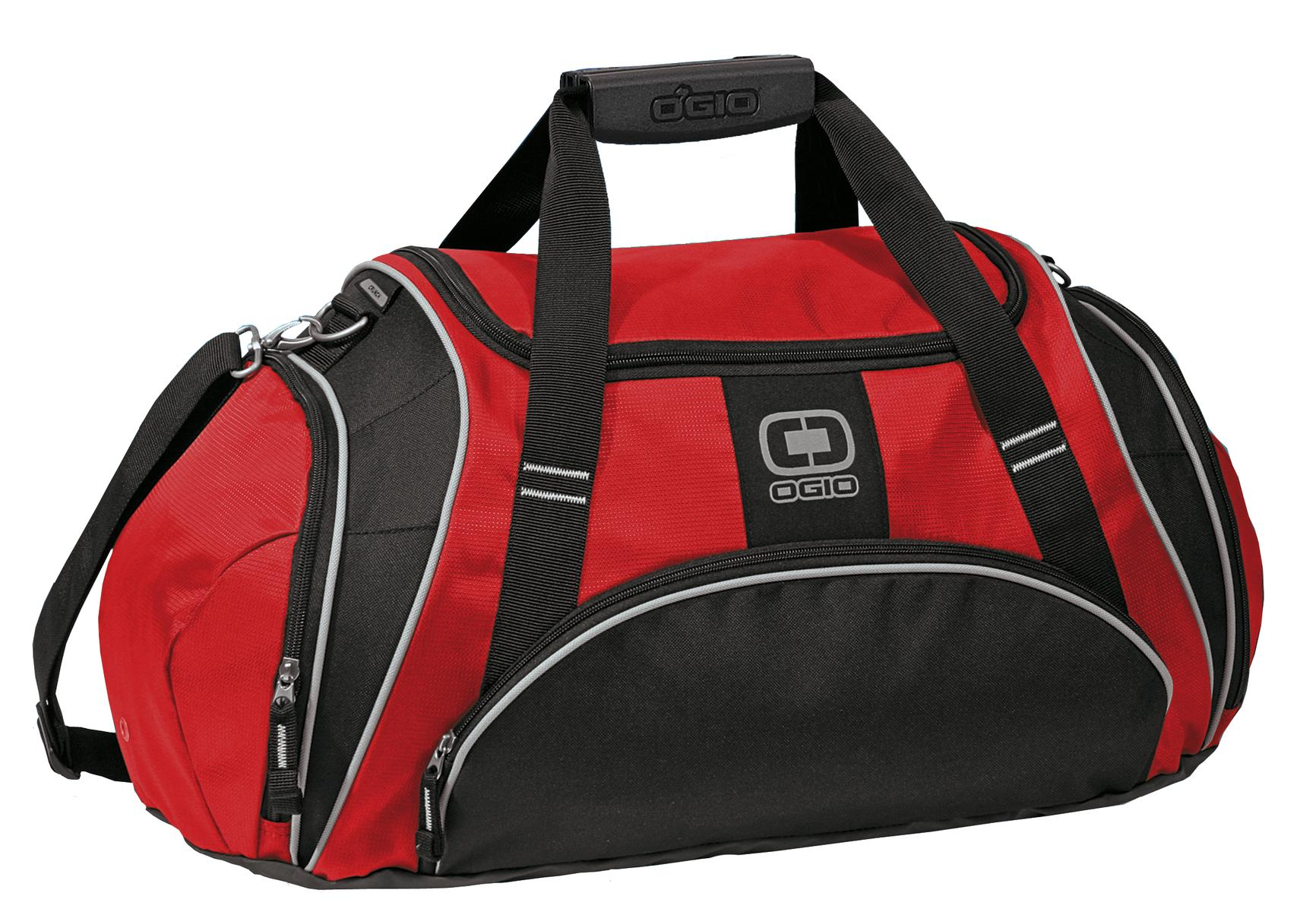 OGIO ®  - Crunch Duffel. 108085 - Red
