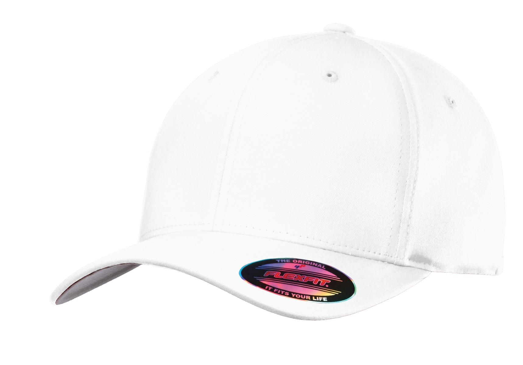 Port Authority ®  Flexfit ®  Cotton Twill Cap. C813 - White