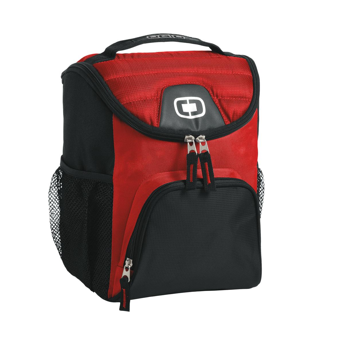 OGIO ®  - Chill 6-12 Can Cooler. 408112 - Red