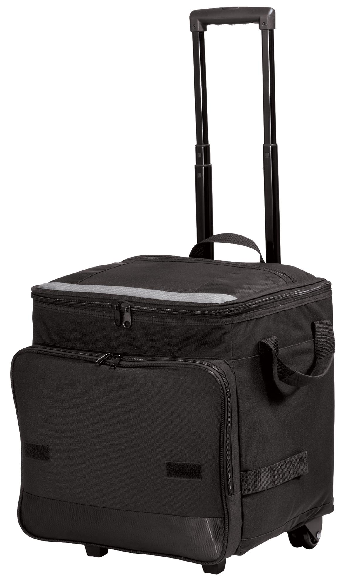 Port Authority ®  Rolling Cooler. BG119 - Black