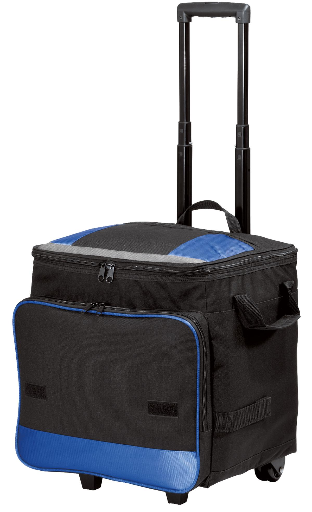 Port Authority ®  Rolling Cooler. BG119 - Twilight Blue
