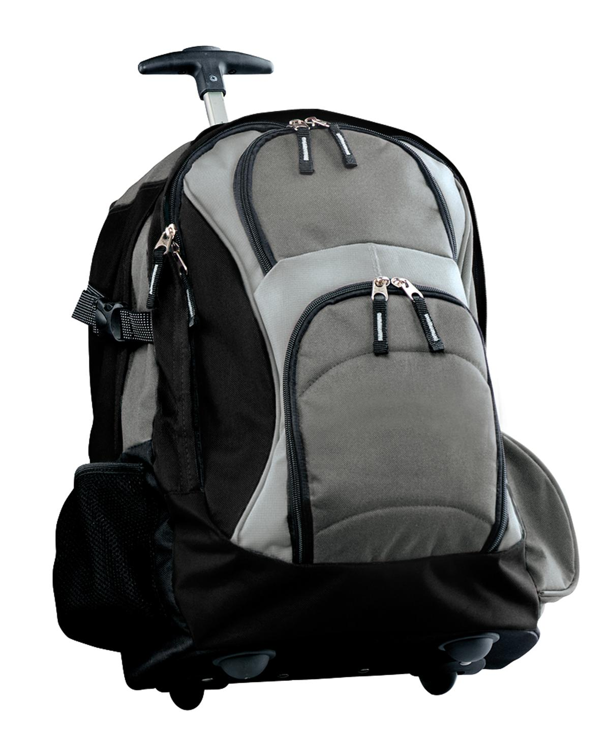 Port Authority Wheeled Backpack.  BG76S