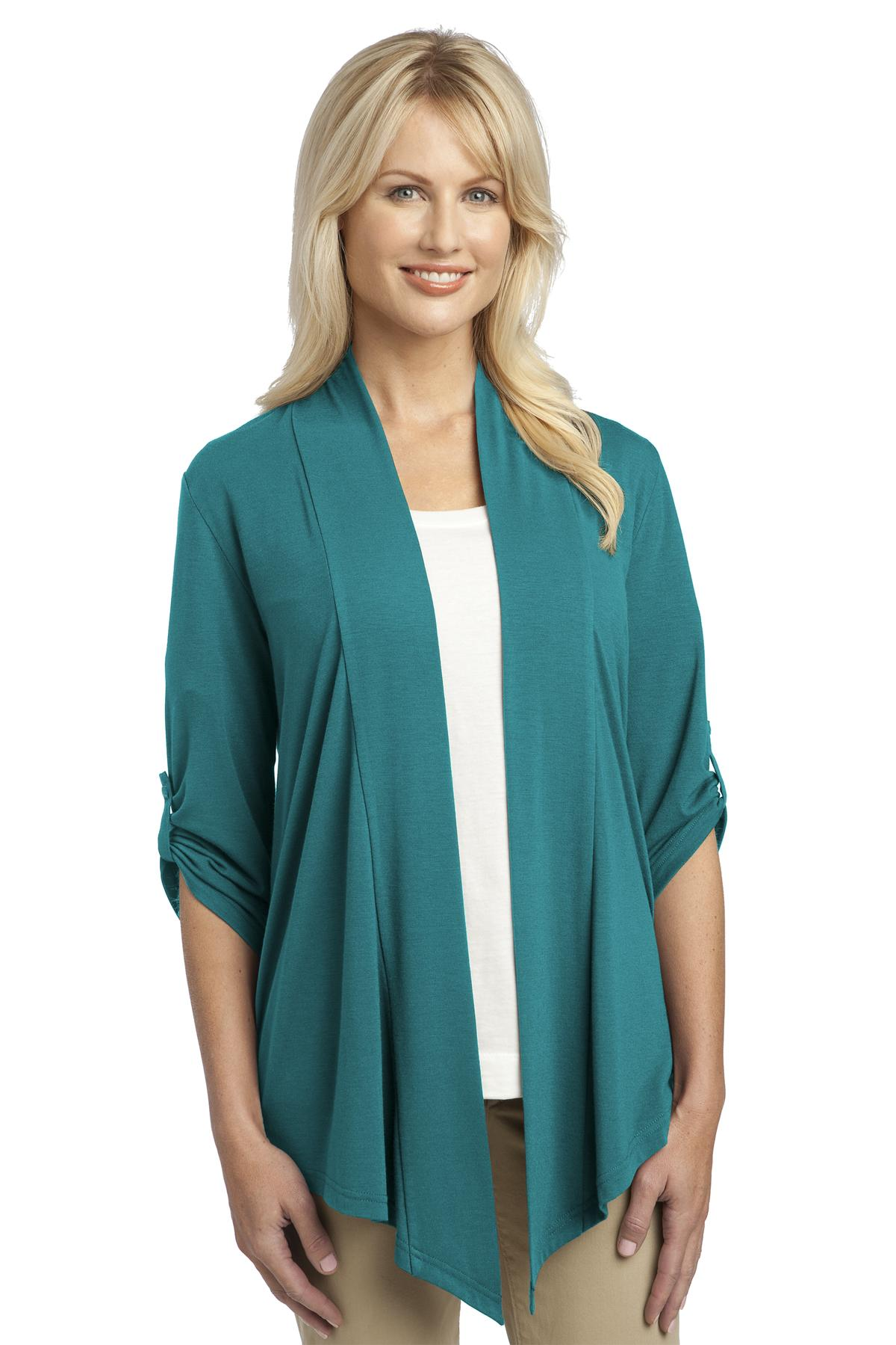 Port Authority ®  Ladies Concept Shrug. L543 - Teal Green