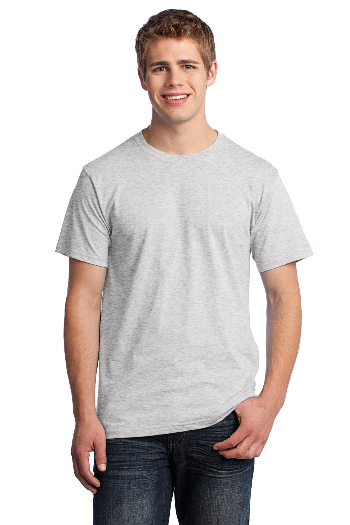 Fruit of the Loom ®  HD Cotton ™  100% Cotton T-Shirt. 3930 - Ash*