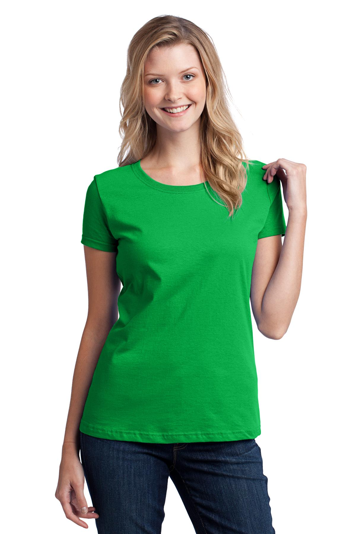 DISCONTINUED Fruit of the Loom Ladies HD Cotton 100% Cotton T-Shirt. L3930