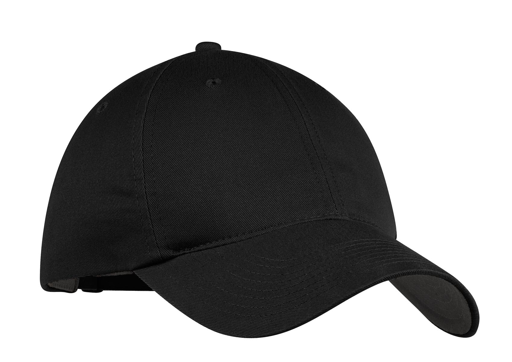 Nike Unstructured Twill Cap.  580087 - Deep Black