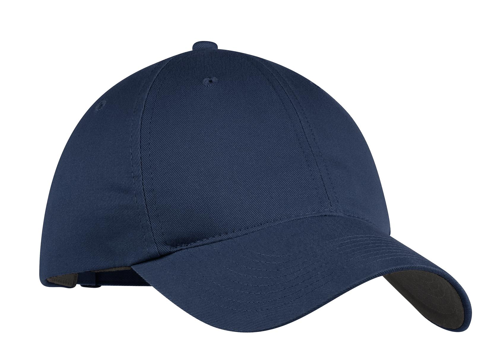 Nike Unstructured Twill Cap.  580087 - Deep Navy
