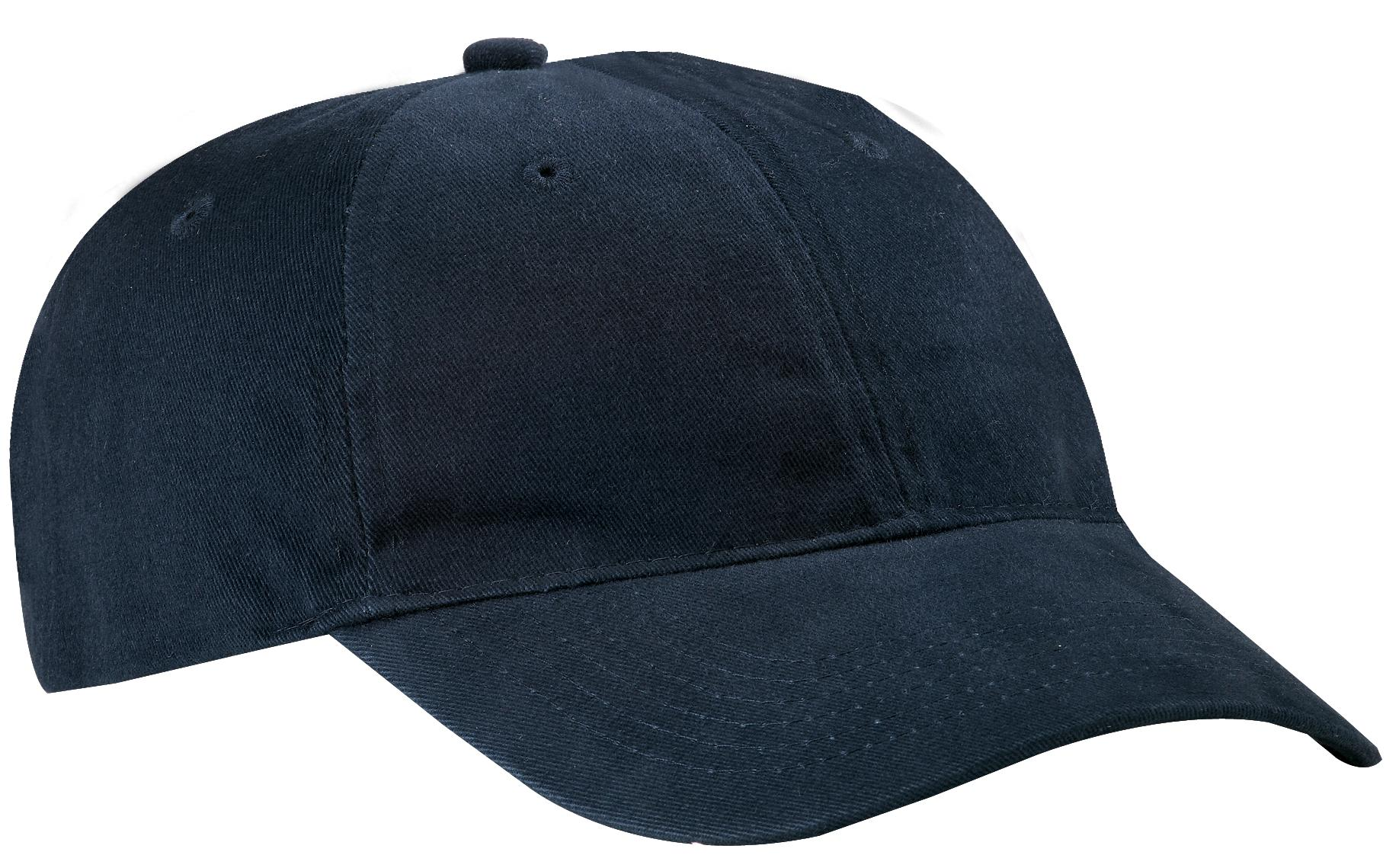 Port & Company ®  Brushed Twill Low Profile Cap.  CP77 - Navy