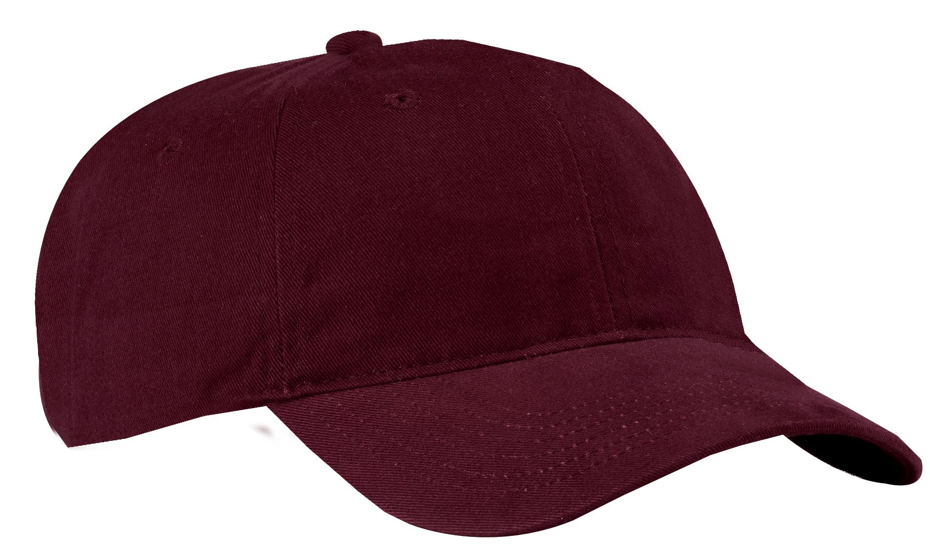 Port and Company - Brushed Twill Low Profile Cap. CP77