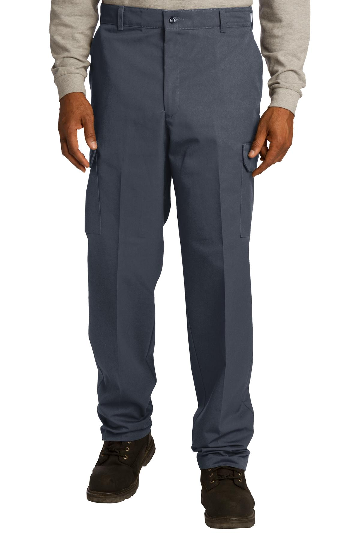 Red Kap ®  Industrial Cargo Pant. PT88 - Charcoal