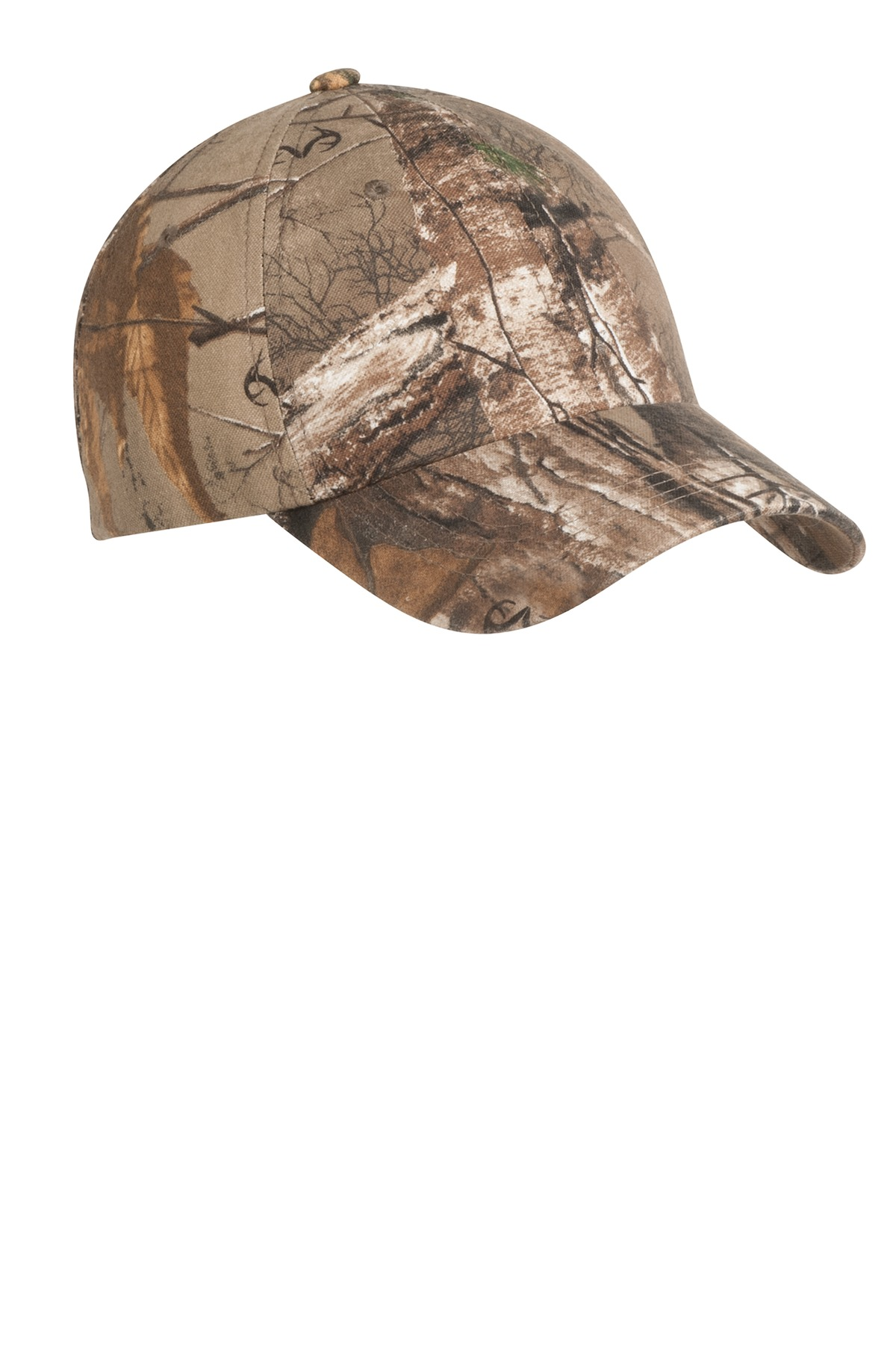 Port Authority ®  Pro Camouflage Series Garment-Washed Cap.  C871 - Realtree Xtra