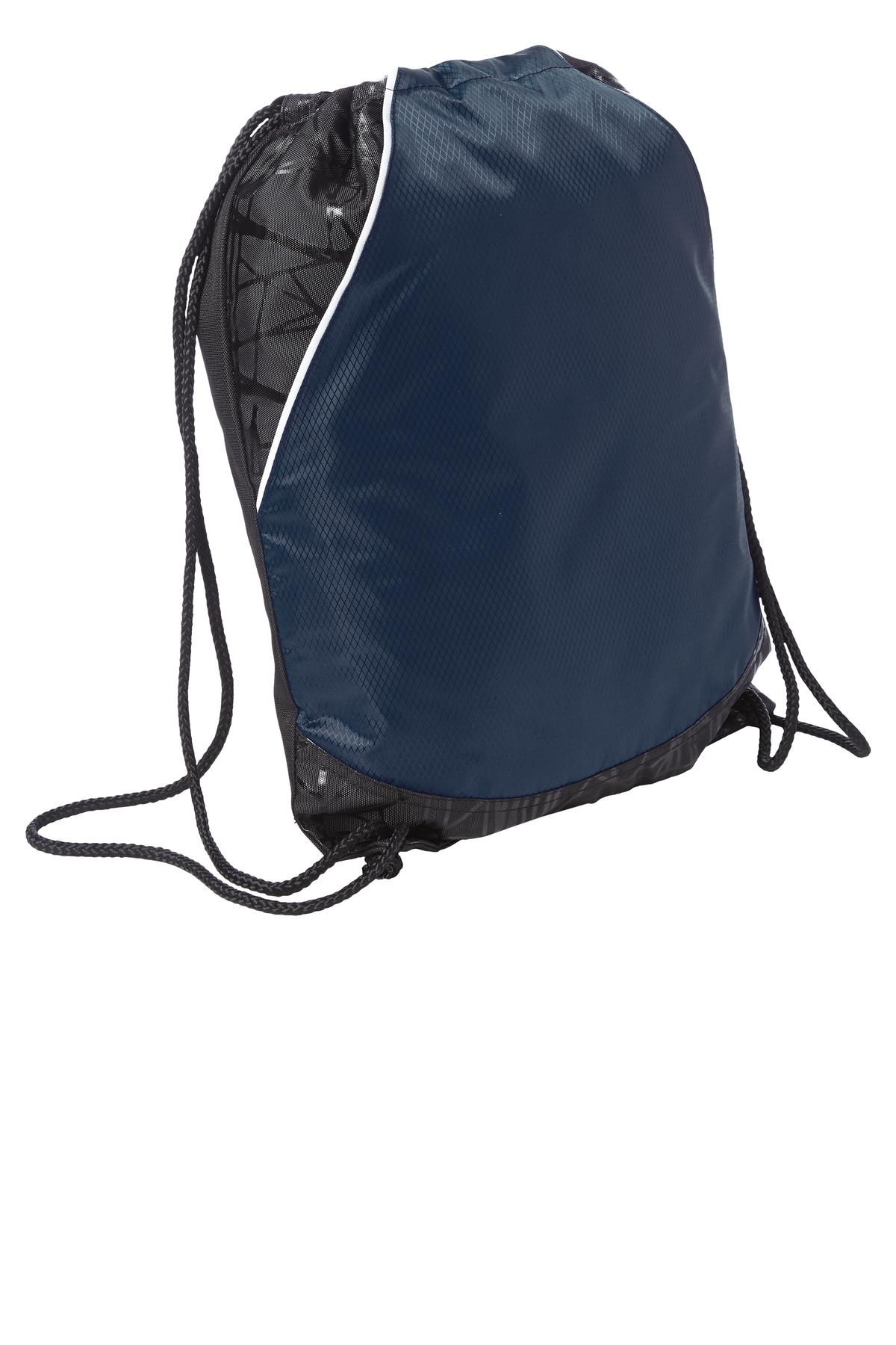 Sport-Tek ®  Rival Cinch Pack. BST600 - True Navy