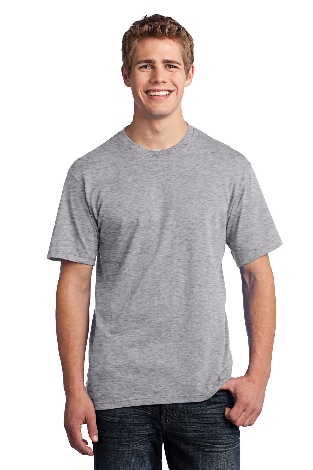Port & Company ®  - All-American Tee. USA100 - Athletic Heather