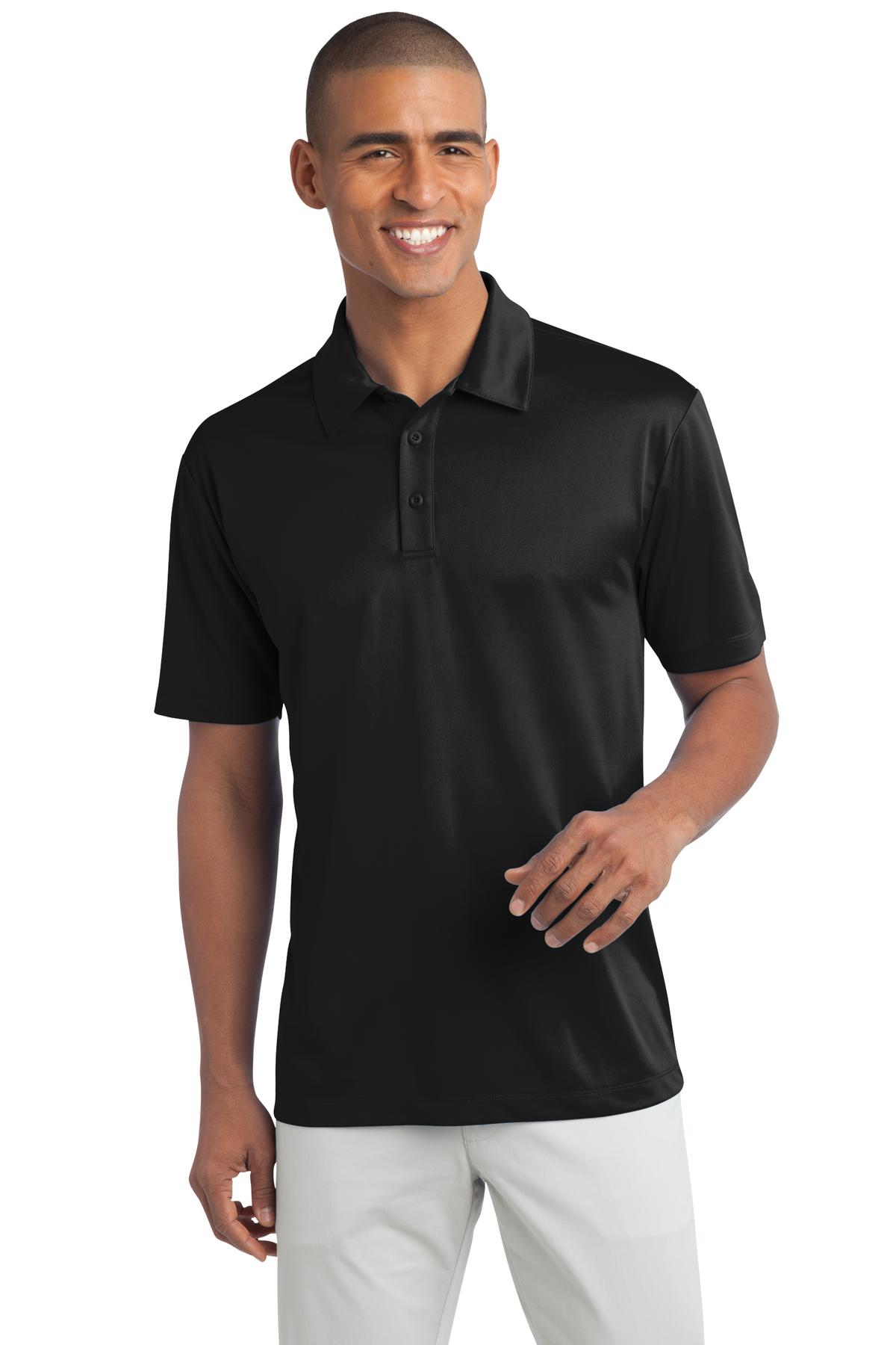 Port Authority ®  Silk Touch™ Performance Polo. K540 - Black