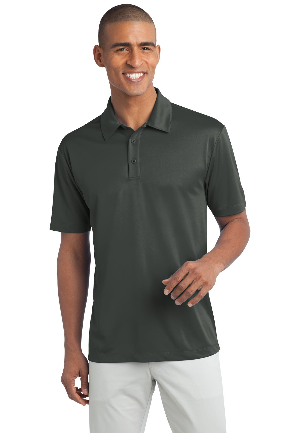 Port Authority ®  Silk Touch™ Performance Polo. K540 - Steel Grey