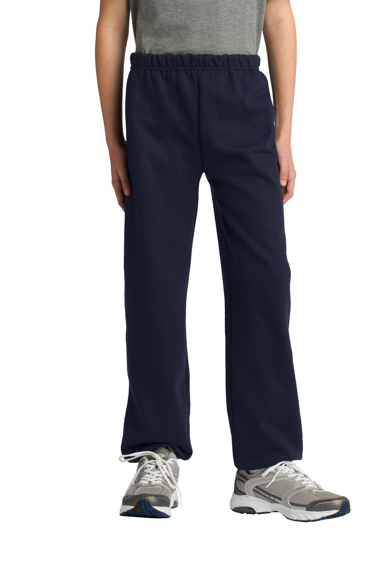 Gildan ®  Youth Heavy Blend™ Sweatpant. 18200B - Navy
