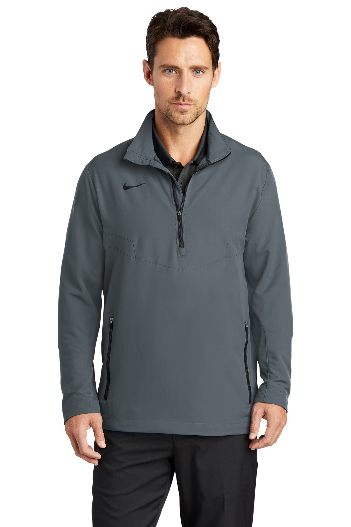 Nike 1/2-Zip Wind Shirt. 578675
