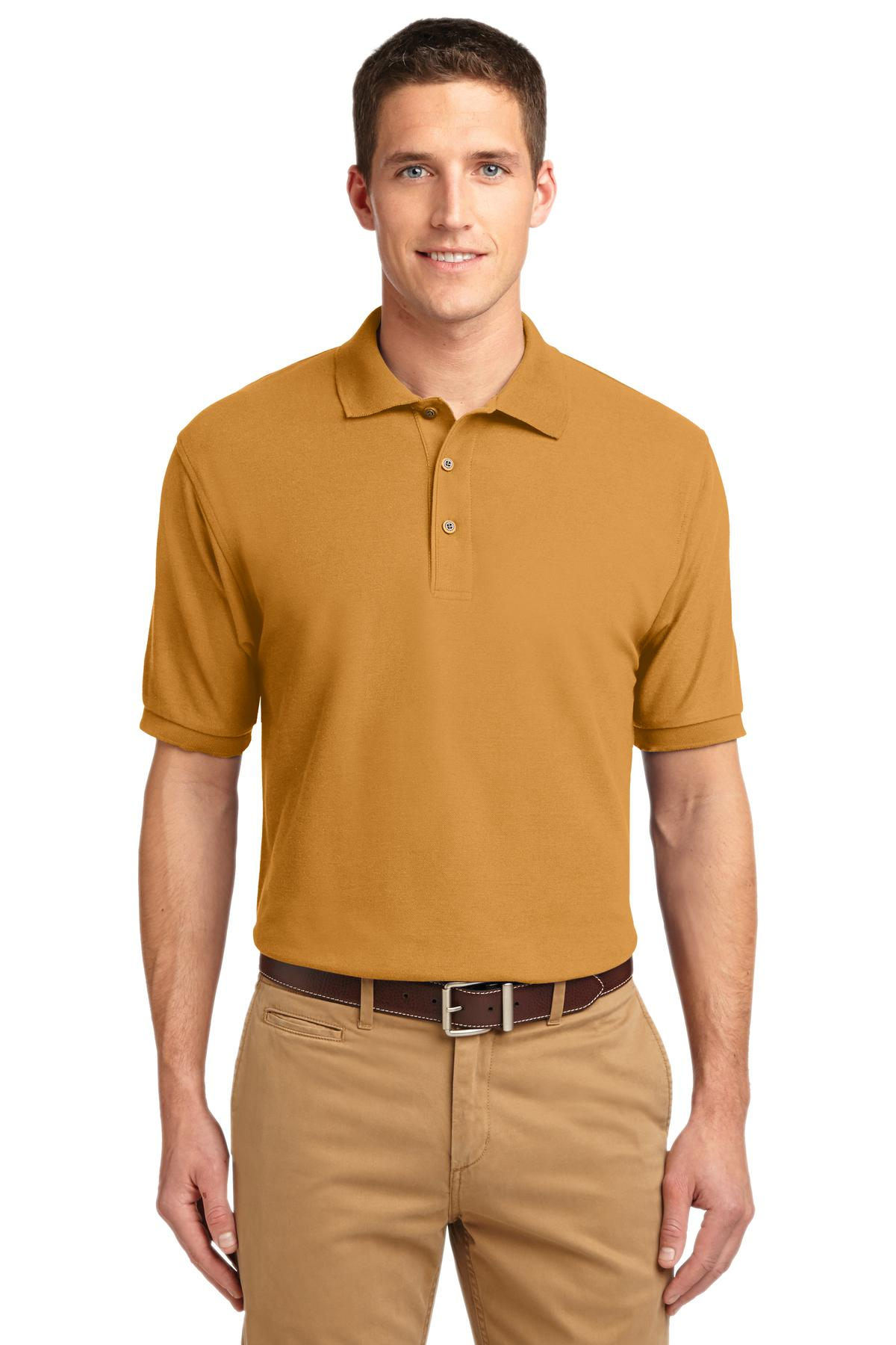 Port Authority ®  Silk Touch™ Polo.  K500 - Gold