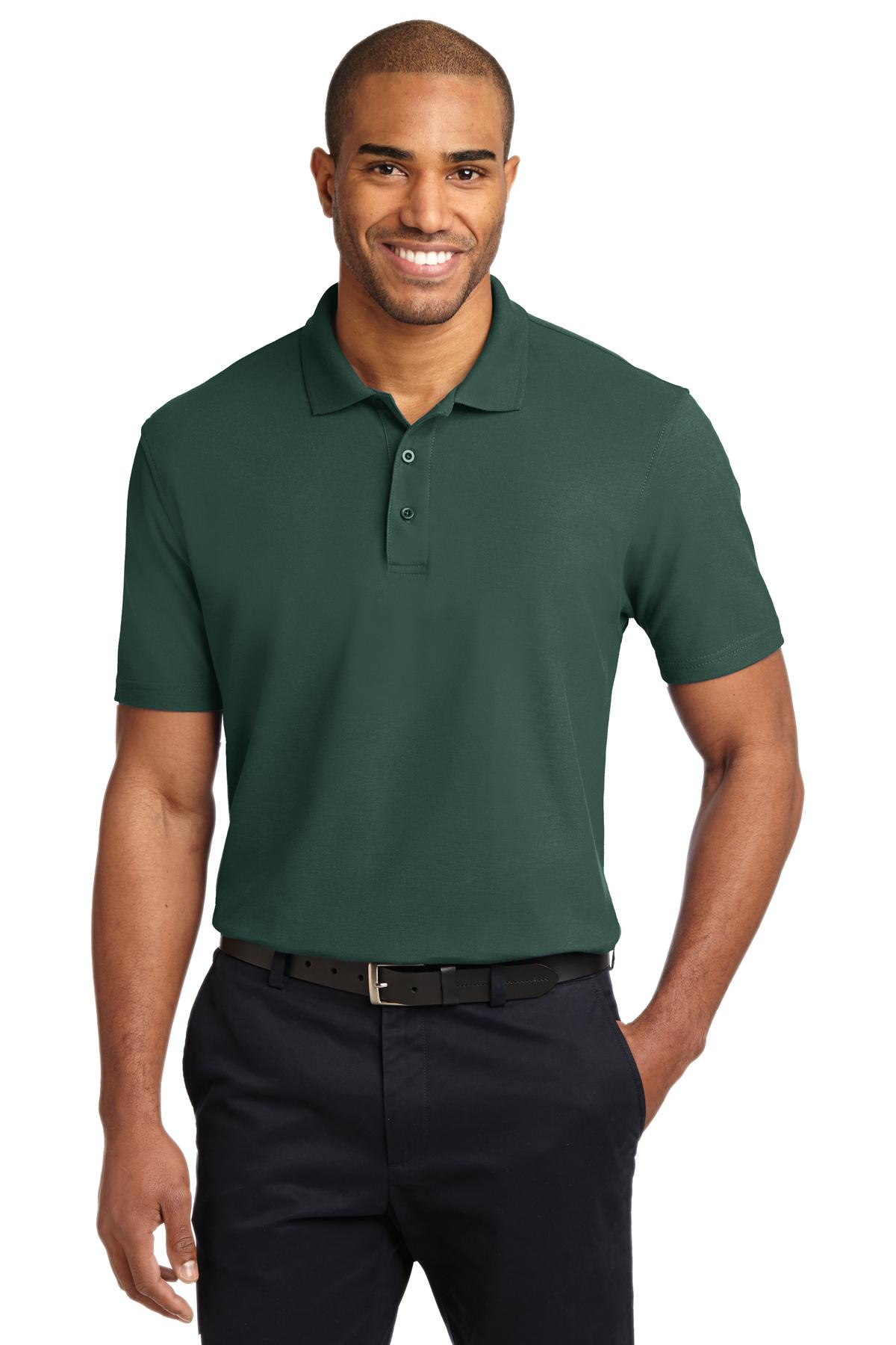 Port Authority ®  Stain-Release Polo. K510 - Dark Green