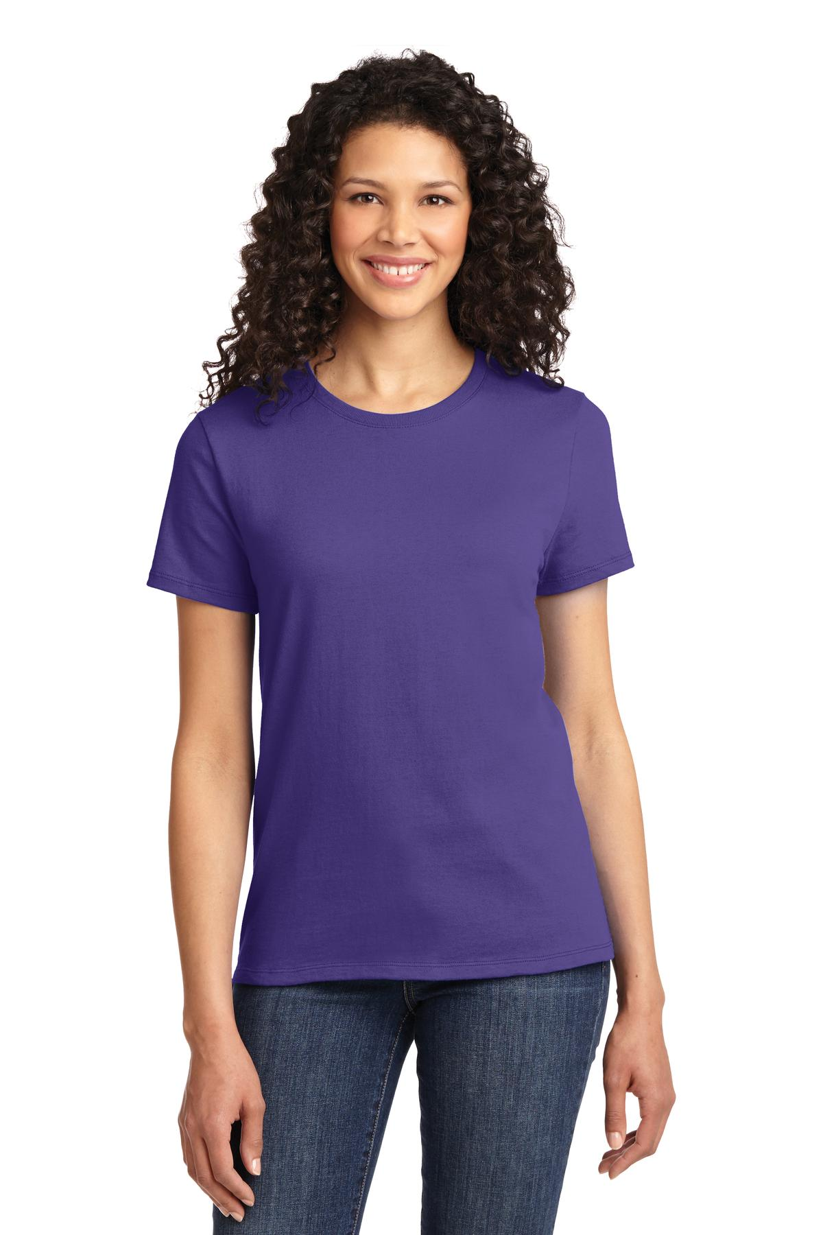 Port and Company - Ladies Essential Tee. LPC61
