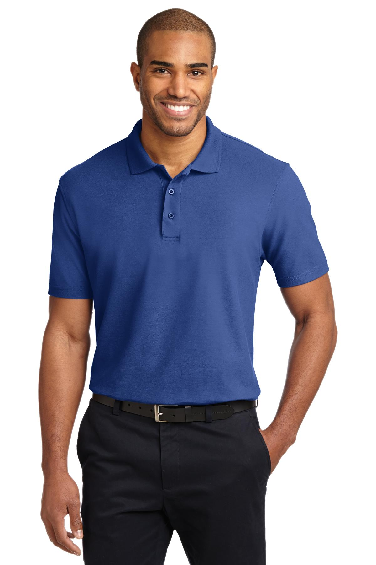Port Authority ®  Tall Stain-Release Polo. TLK510 - Royal