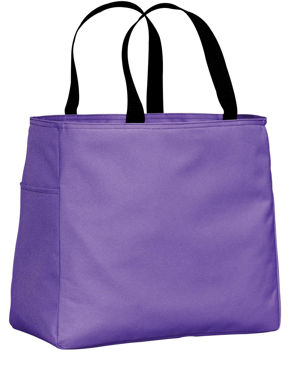 Port Authority ®  -  Essential Tote.  B0750 - Hyacinth