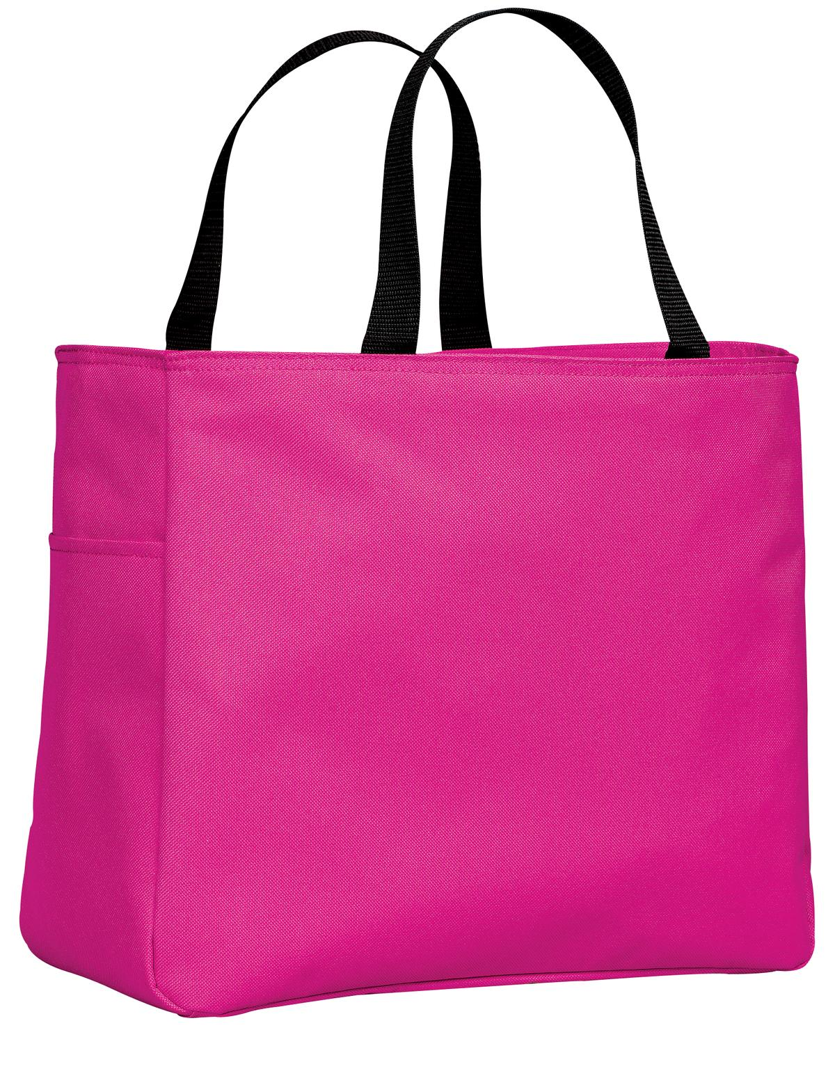 Port Authority ®  -  Essential Tote.  B0750 - Tropical Pink