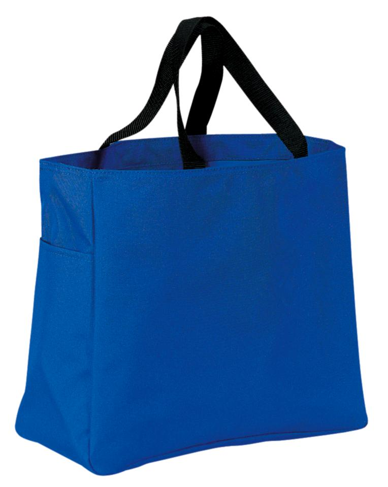 Port Authority ®  -  Essential Tote.  B0750 - Royal