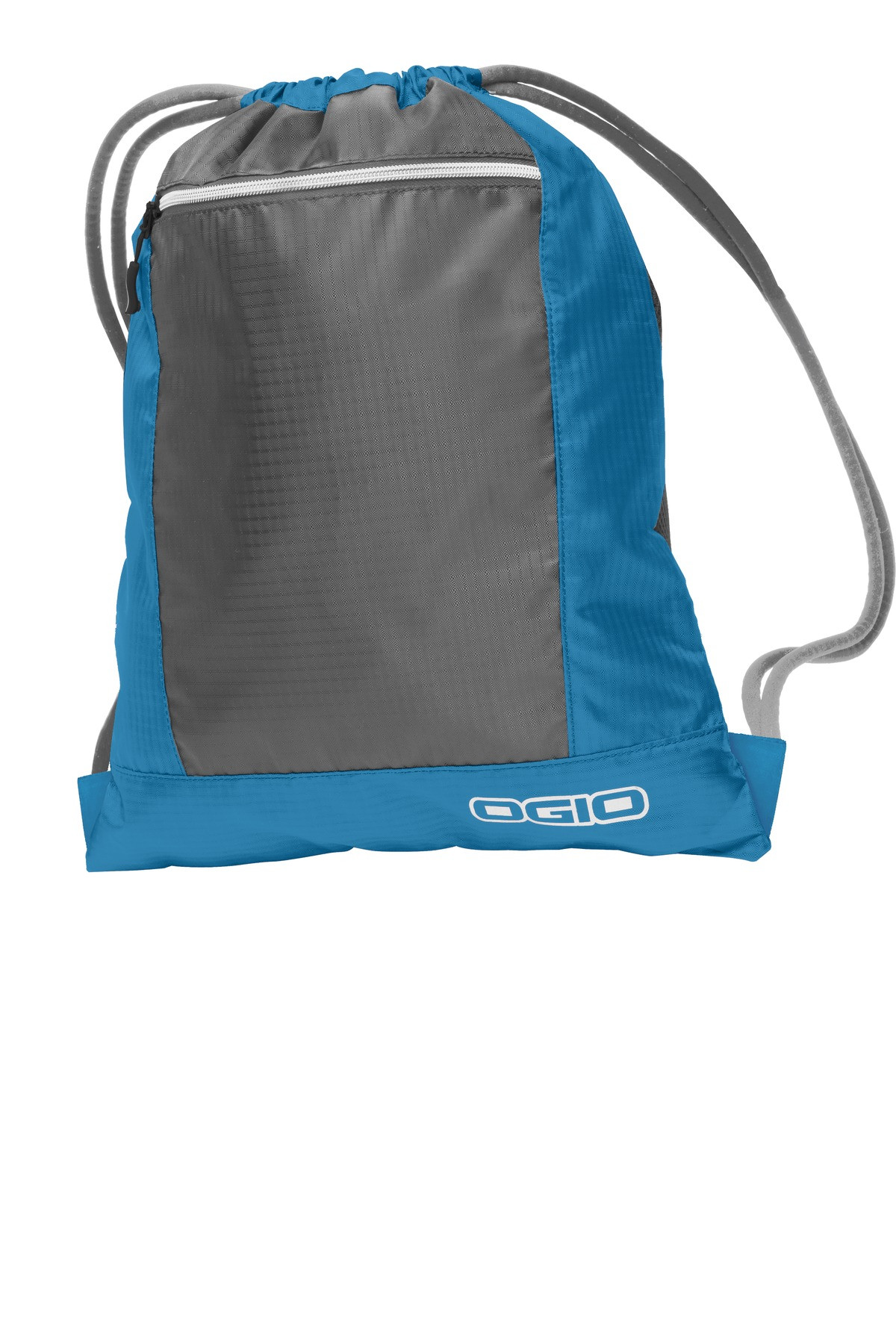 OGIO ®  Pulse Cinch Pack. 412045 - Turquoise/ Grey