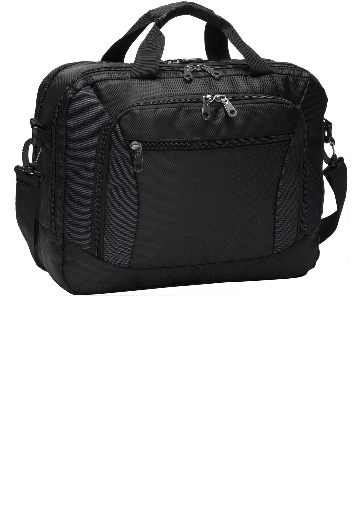 Port Authority ®  Commuter Brief. BG307 - Black