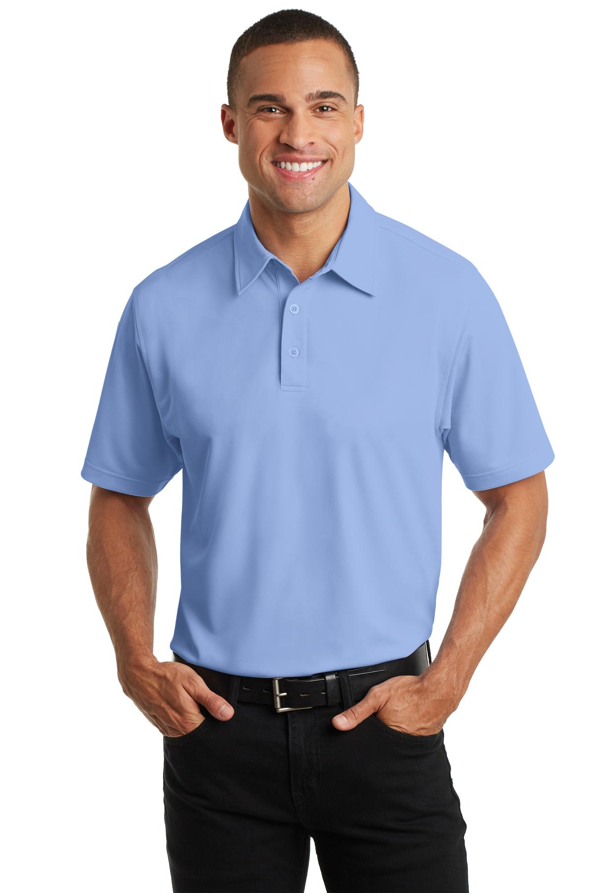 Port Authority ®  Dimension Polo. K571 - Dress Shirt Blue