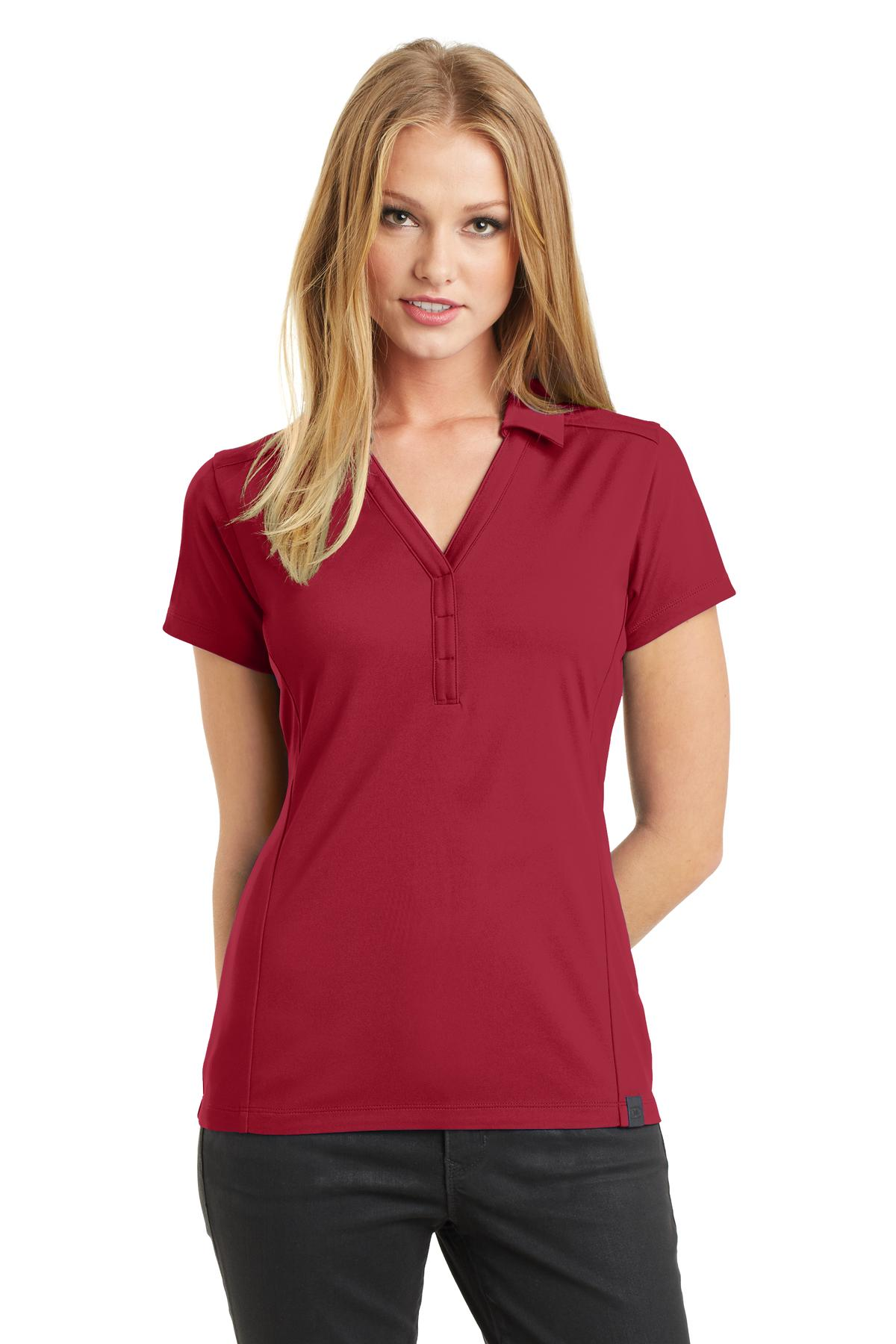 OGIO Ladies Framework Polo. LOG125