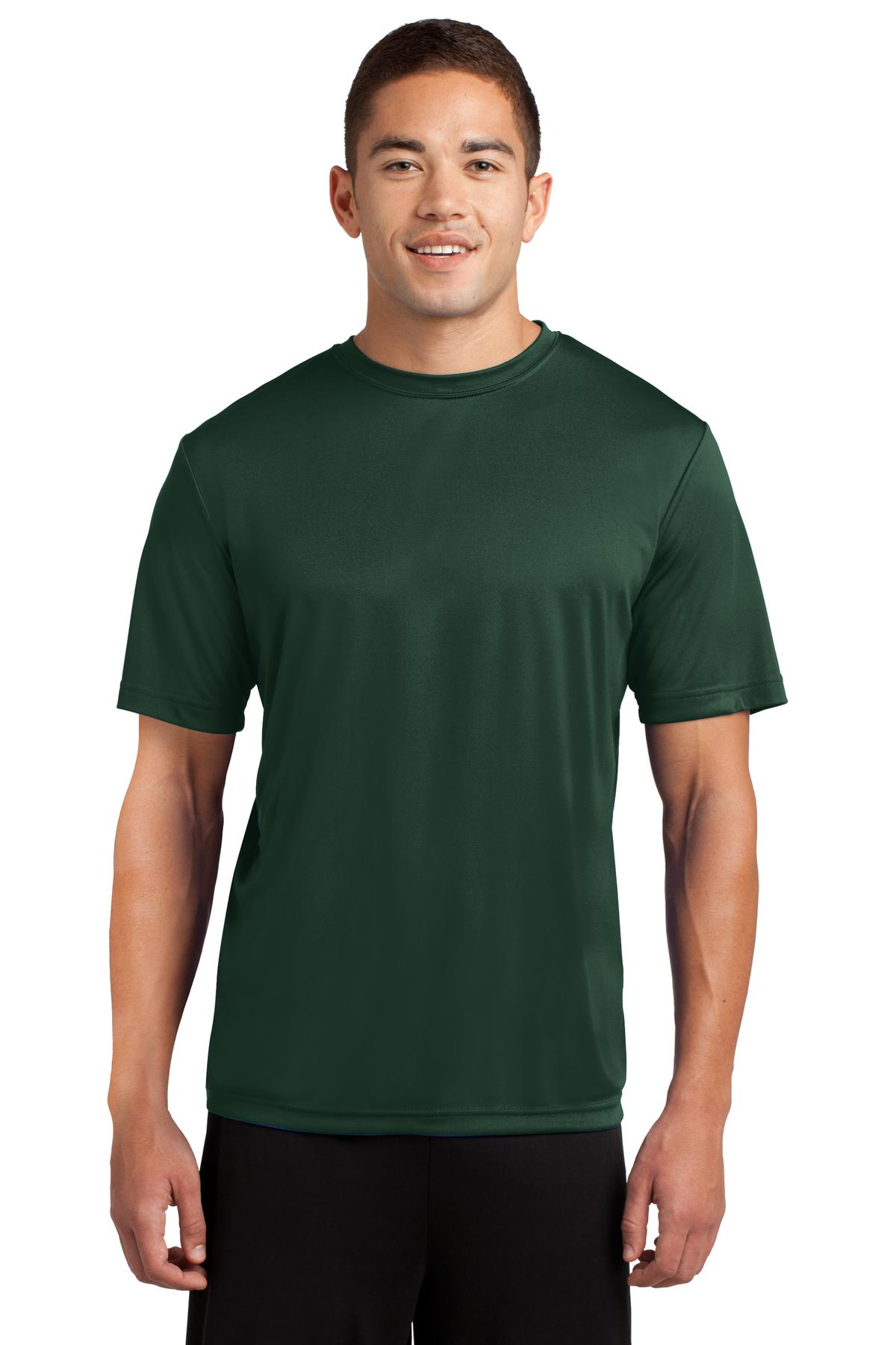 Sport-Tek ®  PosiCharge ®  Competitor™ Tee. ST350 - Forest Green