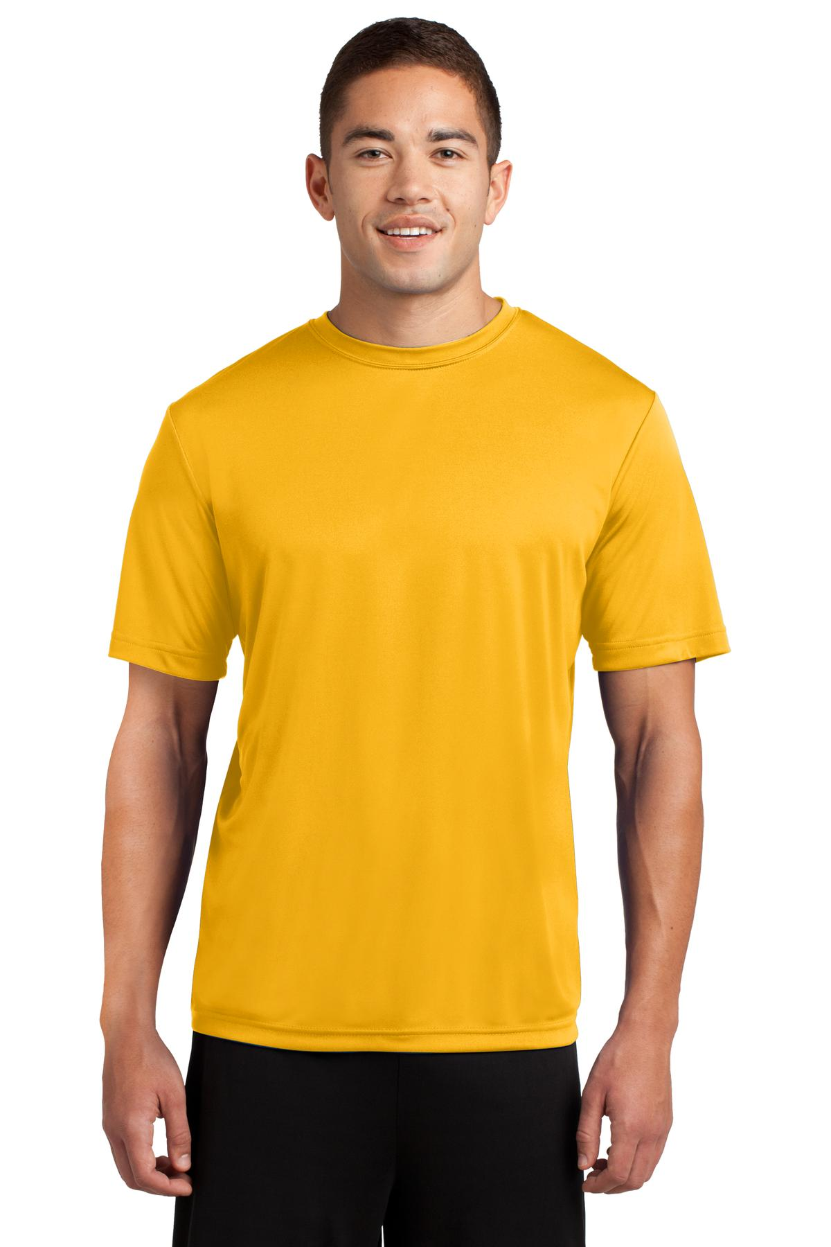 Sport-Tek ®  PosiCharge ®  Competitor™ Tee. ST350 - Gold