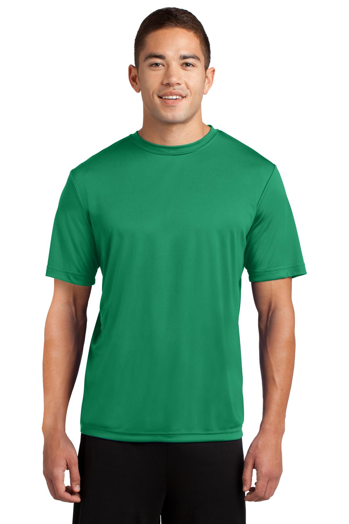 Sport-Tek ®  PosiCharge ®  Competitor™ Tee. ST350 - Kelly Green