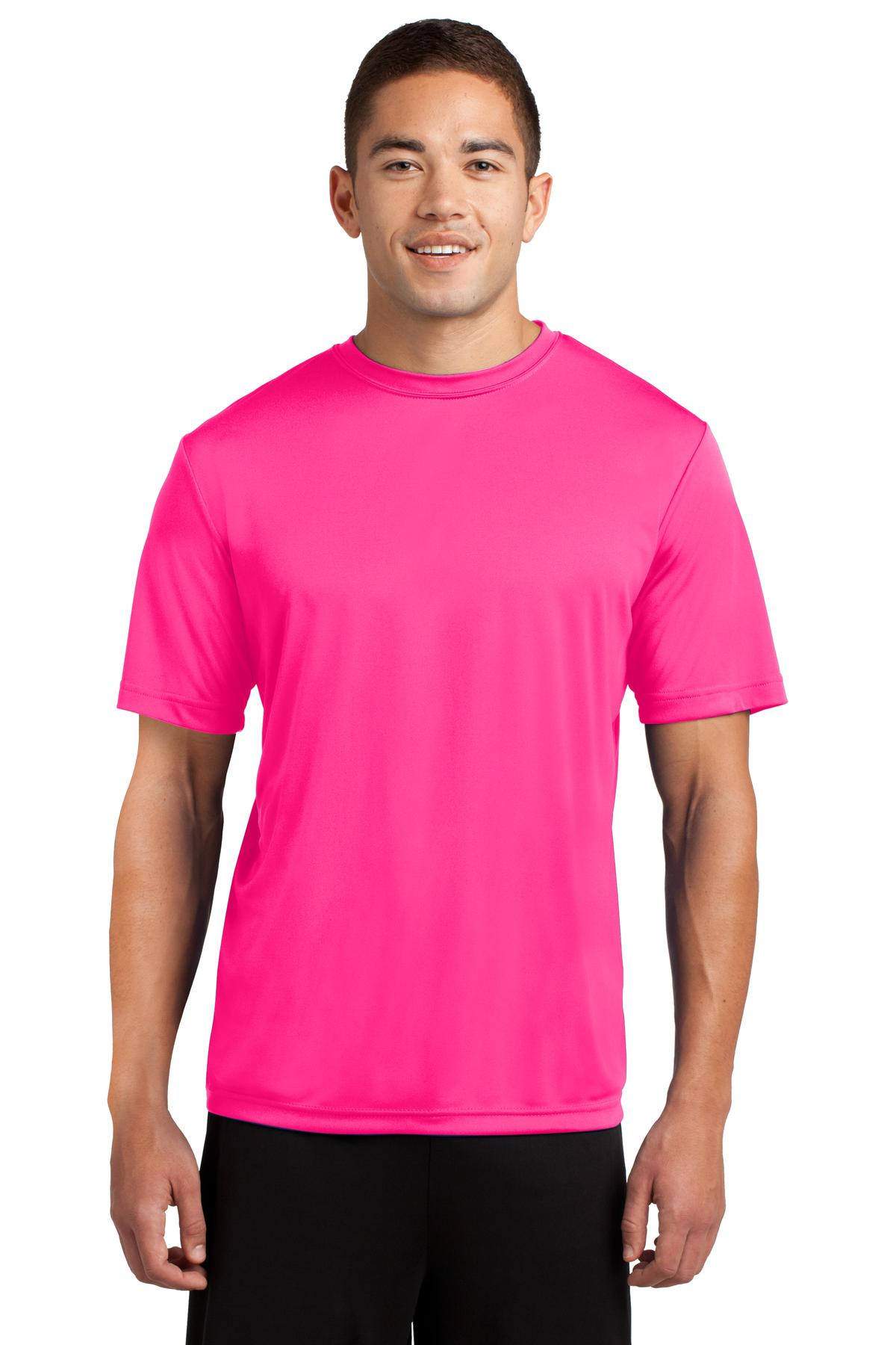 Sport-Tek ®  PosiCharge ®  Competitor™ Tee. ST350 - Neon Pink