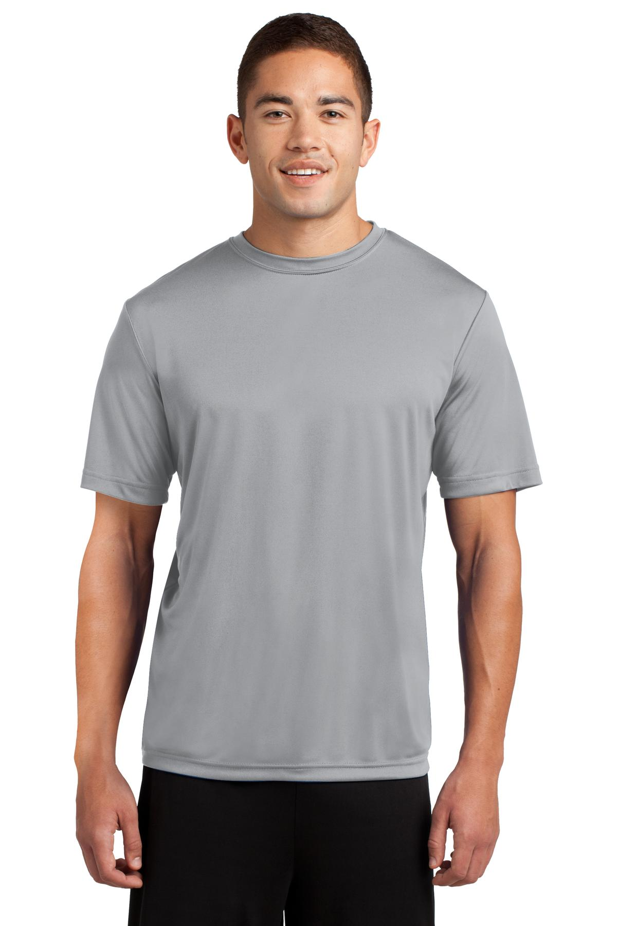 Sport-Tek ®  PosiCharge ®  Competitor™ Tee. ST350 - Silver