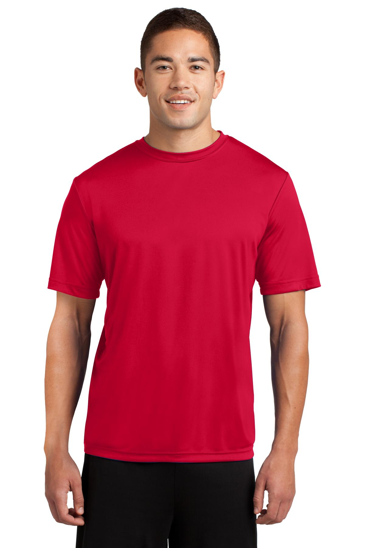 Sport-Tek ®  PosiCharge ®  Competitor™ Tee. ST350 - True Red