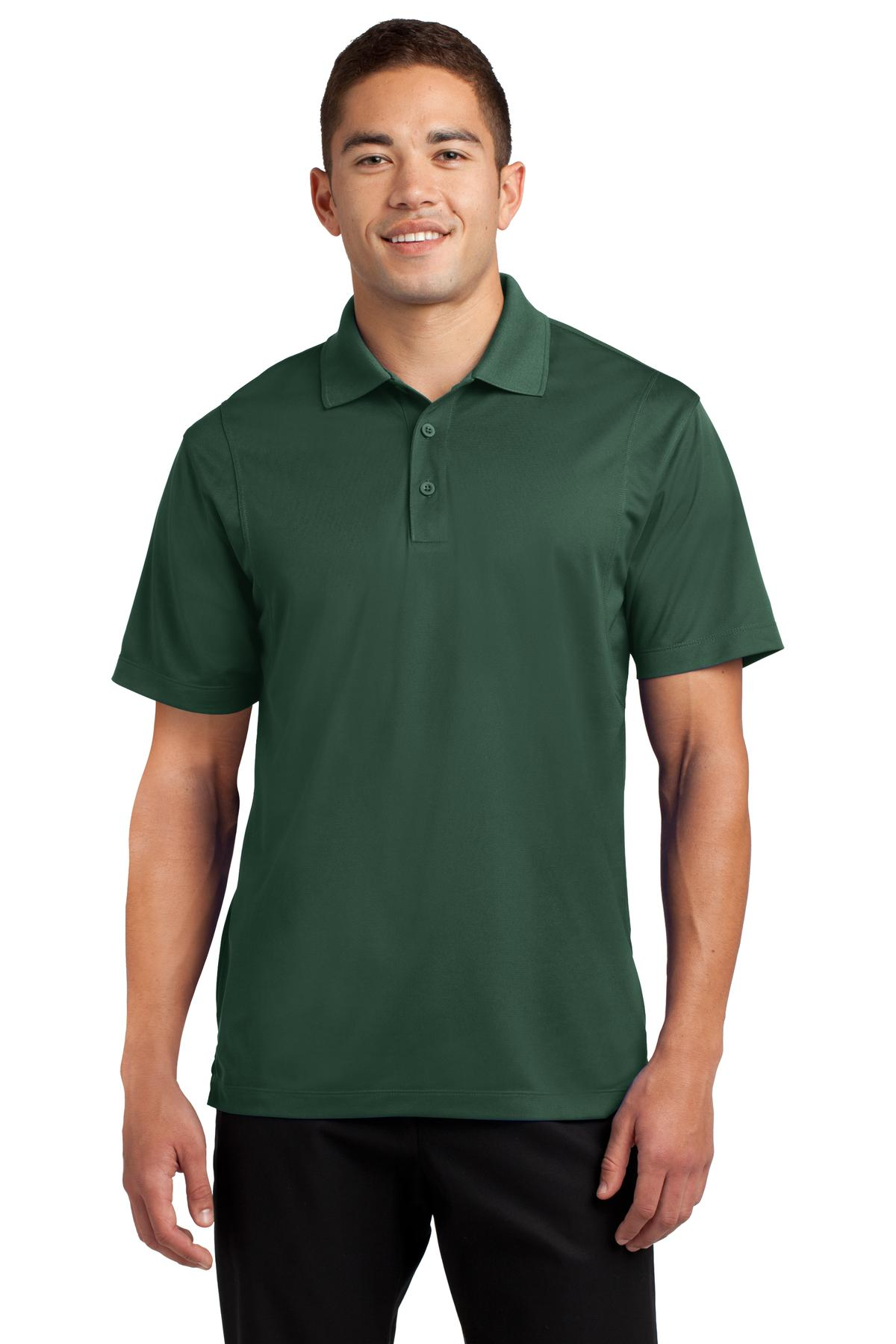 Sport-Tek ®  Micropique Sport-Wick ®  Polo. ST650 - Forest Green