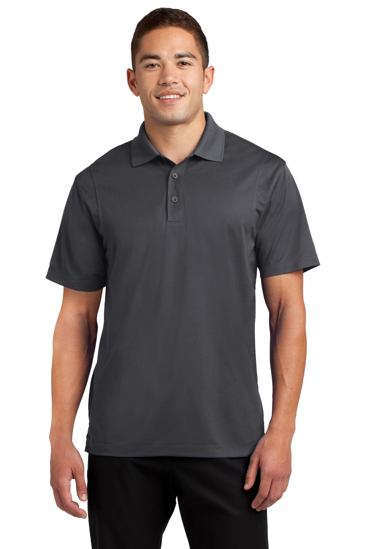 Sport-Tek ®  Micropique Sport-Wick ®  Polo. ST650 - Iron Grey