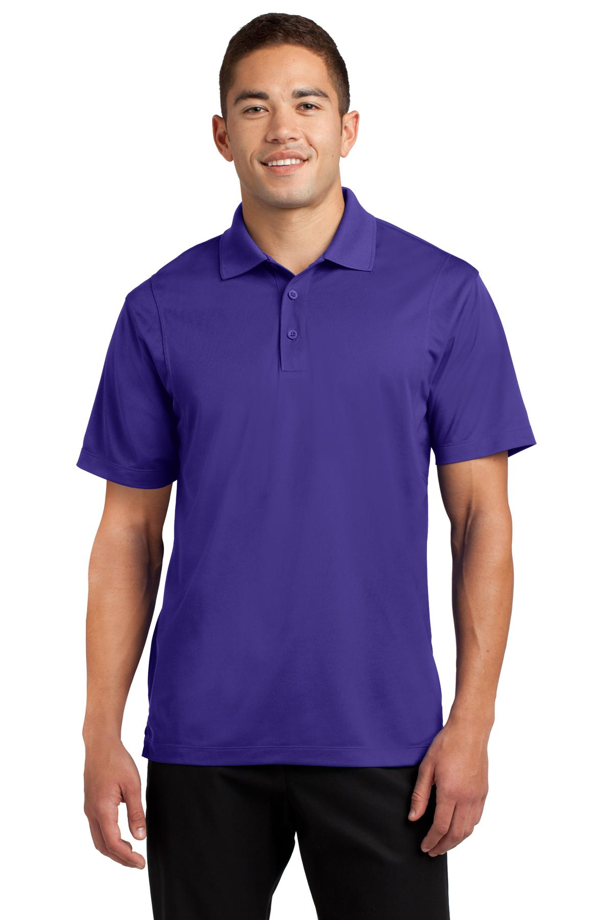 Sport-Tek ®  Micropique Sport-Wick ®  Polo. ST650 - Purple