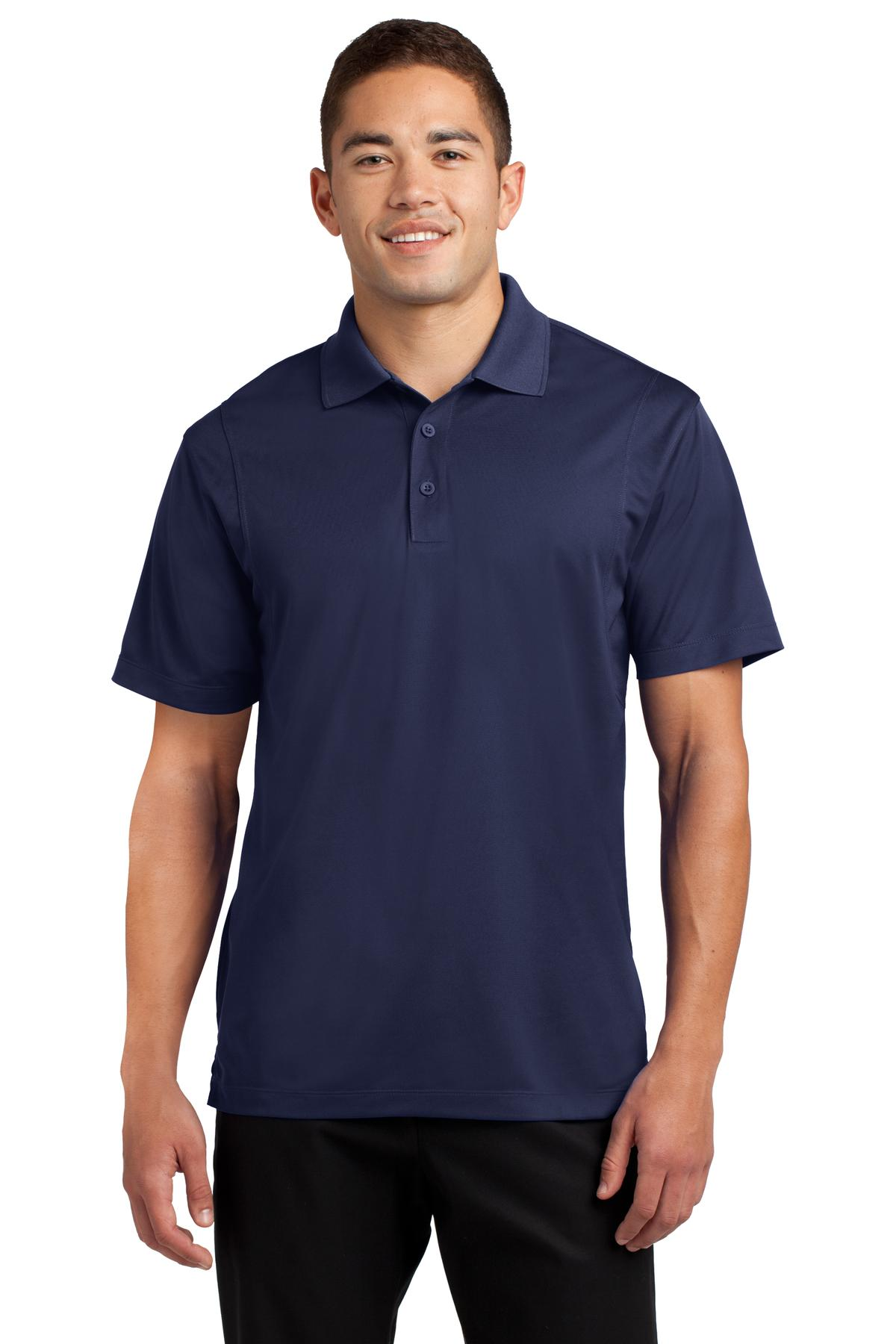 Sport-Tek ®  Micropique Sport-Wick ®  Polo. ST650 - True Navy