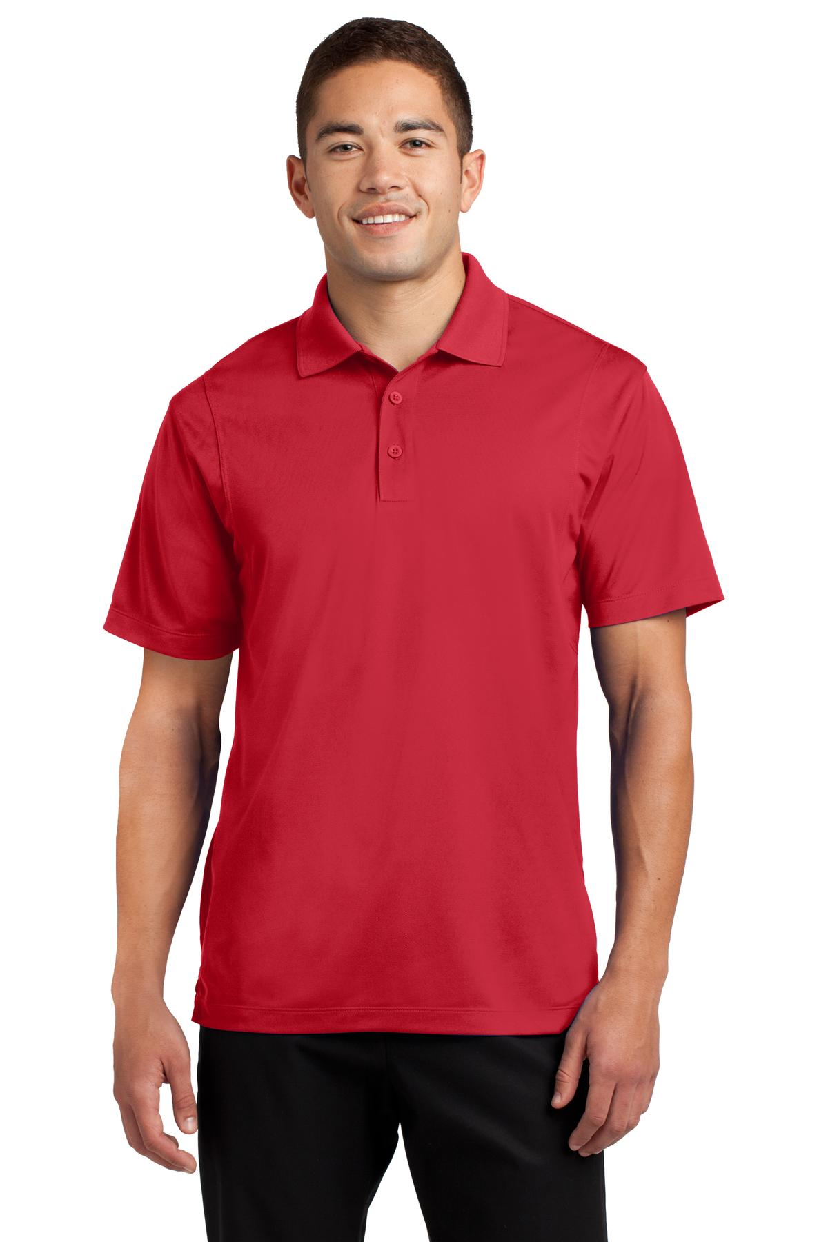 Sport-Tek ®  Micropique Sport-Wick ®  Polo. ST650 - True Red