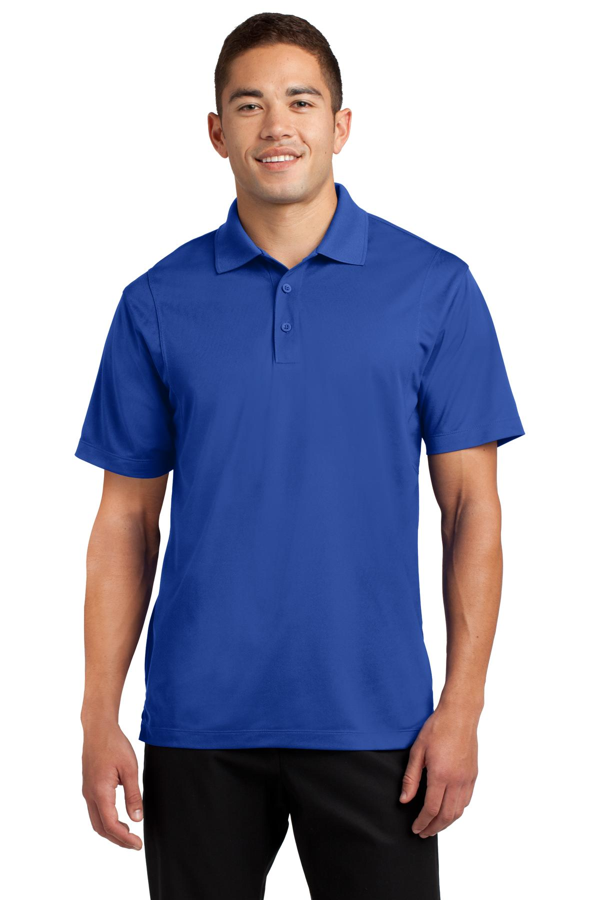 Sport-Tek ®  Micropique Sport-Wick ®  Polo. ST650 - True Royal