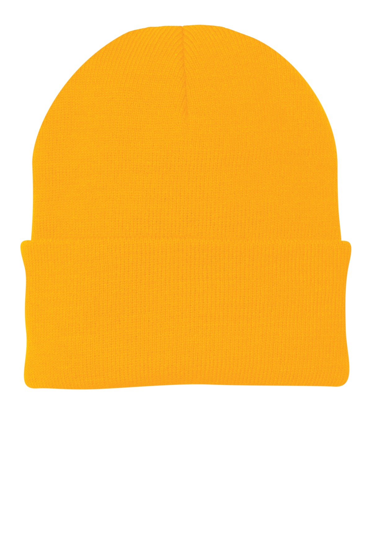 Port & Company ® Knit Cap.  CP90 - Athletic Gold