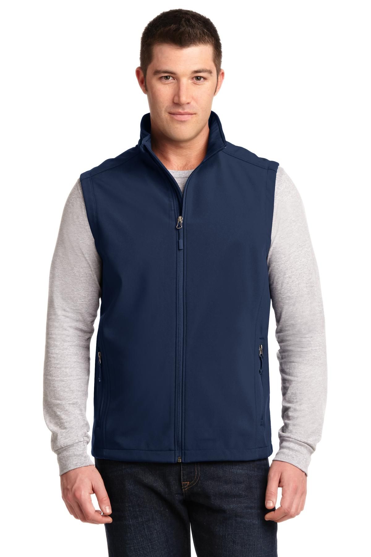 Port Authority Core Soft Shell Vest. J325