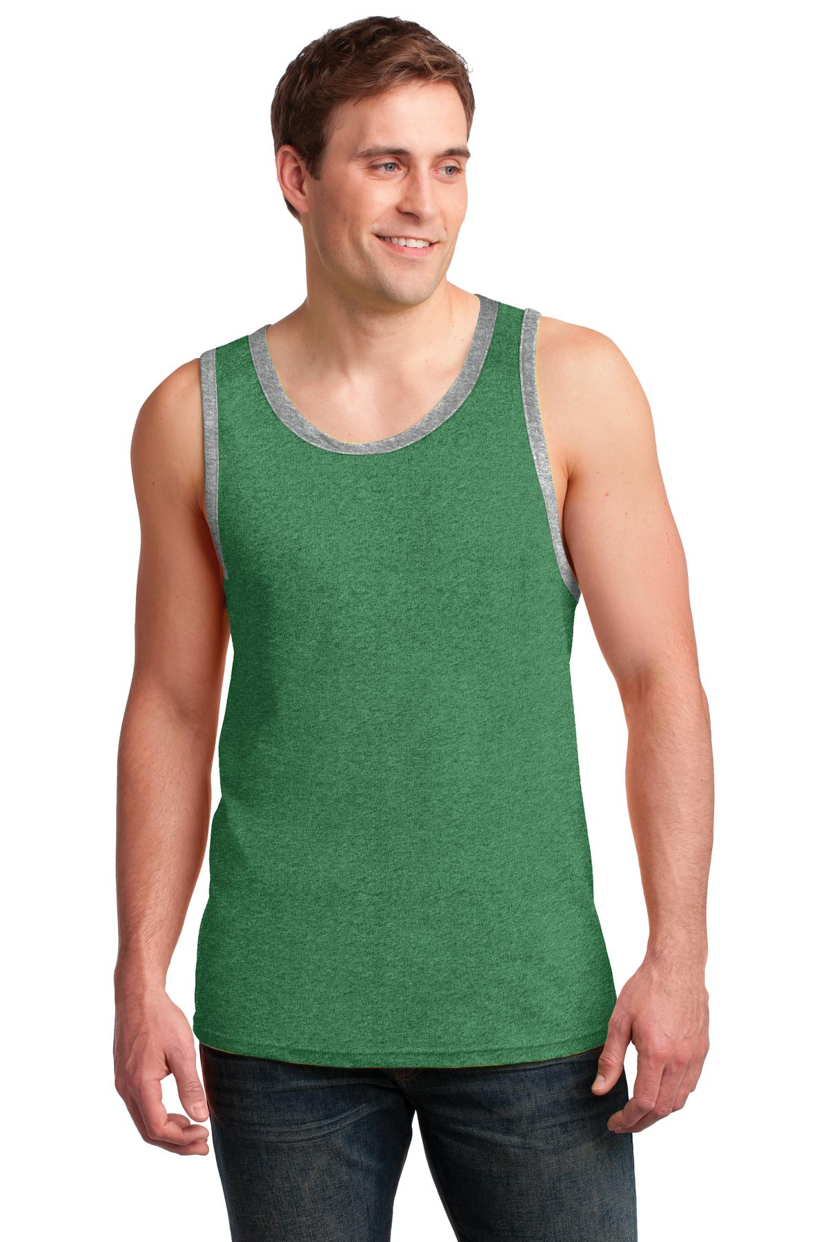 Anvil 100% Combed Ring Spun Cotton Tank Top. 986