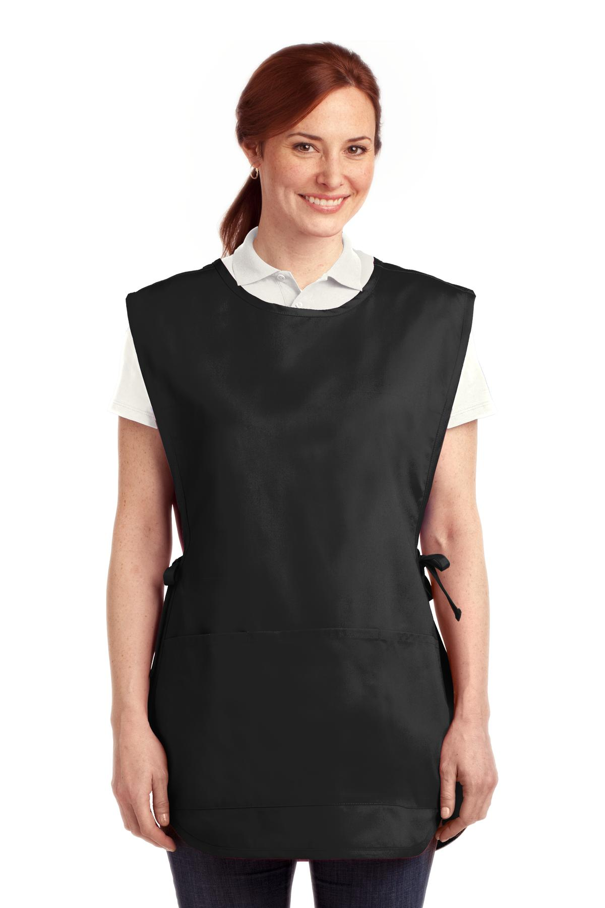Port Authority ®  Easy Care Cobbler Apron with Stain Release. A705 - Black